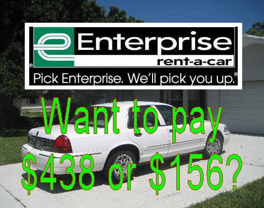 Enterprise Rent A Car Tampa Locations