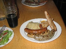 Signature plate with choucroute