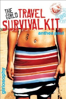 Book cover of The Girlo Travel Survival Kit