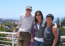 View from La Sebastiana (Pablo Neruda\'s House) in Valparaiso