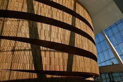 Detail of National Opera House atrium
