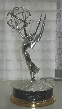 Gordon's Emmy Award