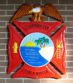 The Clearwater Fire and Rescue Department