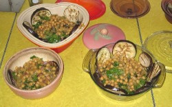 Maroccan medley, the 2008 birthday dinner
