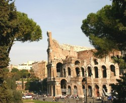Rome is among the travel destions in Italy
