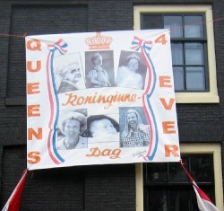 The Netherlands has had queens for more than a century