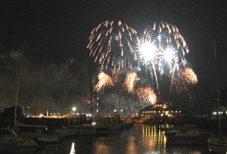 Fireworks Boston