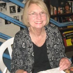 Author Ann Prospero