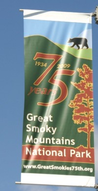 Great Smokies 75th anniversary