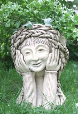 Godess pot