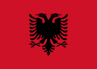 Translate english to albanian