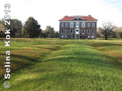 Drayton Hall, circa 1738, is remarkable for its Palladian-inspired architecture and historic landscape