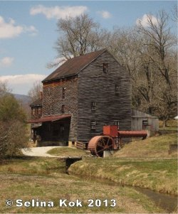 Woodson's Mill in Lowesville, VA