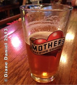 Mother's IPA is brewed up the road in Springfield, Mo.