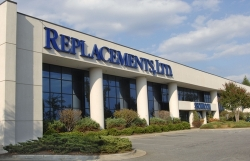Replacements' 12,000-square-foot retail store and museum near Greensboro, N.C., is open to the public, with free guided tours through the warehouse