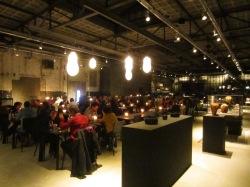 Restaurant Kazerne amid Dutch design