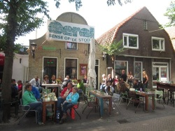 Cafe de Stoep in Midsland