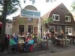 Cafe de Stoep in Midsland