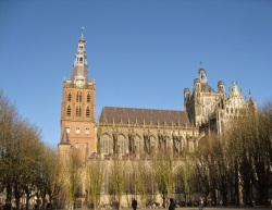 Saint John's Cathedral in Den Bosch